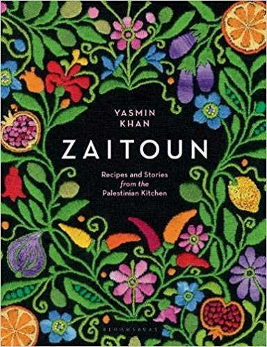 Book cover - Zaitoun by Yasmin Khan